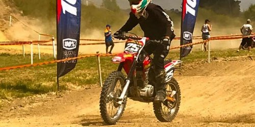 Denby Motocross Update